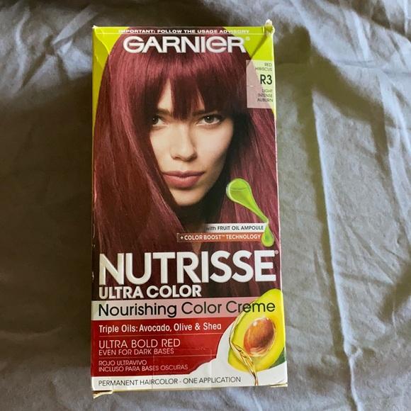 NIB Nutrisse red hair dye R3
